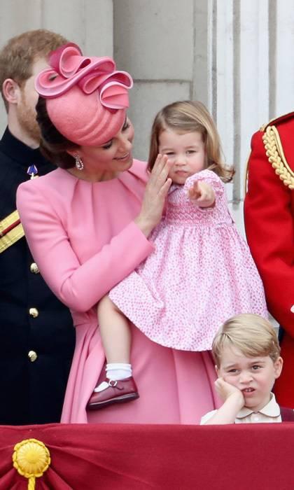 Principe George e Principessa Charlotte, le foto 2