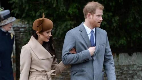 Meghan Markle e il Principe Harry, la storia romantica 3