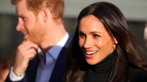 Meghan Markle e il Principe Harry, la storia romantica 7