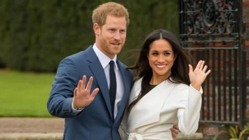 Meghan Markle e il Principe Harry, la storia romantica 11
