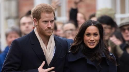 Meghan Markle e il Principe Harry, la storia romantica 12