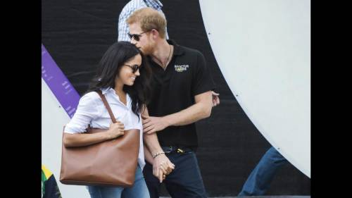 Meghan Markle e il Principe Harry, la storia romantica 16