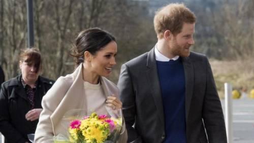Meghan Markle e il Principe Harry, la storia romantica 18