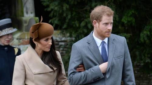 Meghan Markle e il Principe Harry, la storia romantica 19