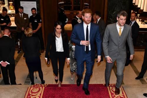 Meghan Markle e il Principe Harry, la storia romantica 6