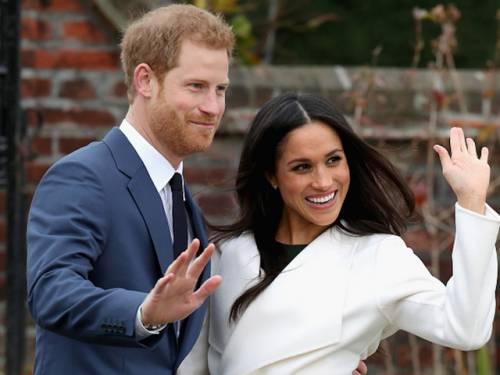 Meghan Markle e il Principe Harry, la storia romantica 8