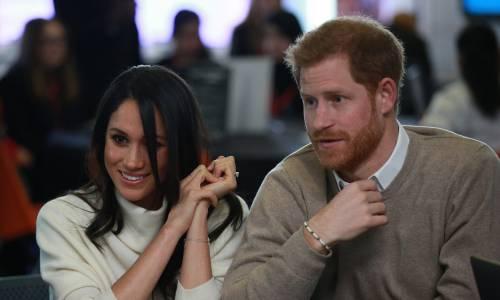 Meghan Markle e il Principe Harry, la storia romantica 9