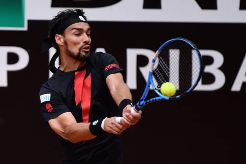 Roland Garros : Fognini sfiora l'impresa,vince Cilic al 5 set