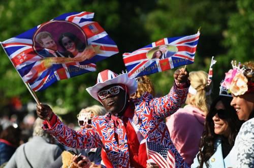 Royal Wedding: il Regno Unito in festa 2