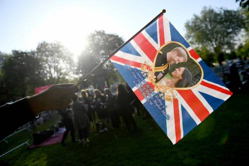 Royal Wedding: il Regno Unito in festa 3