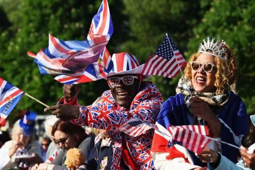 Royal Wedding: il Regno Unito in festa 7
