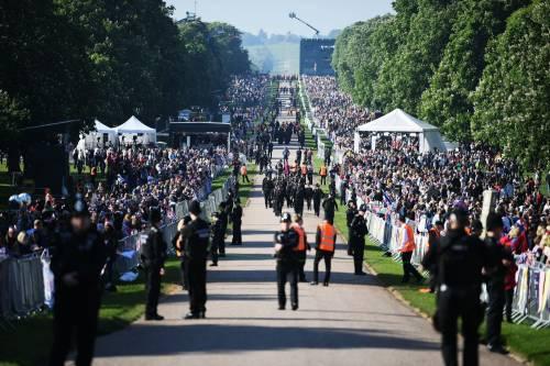 Royal Wedding: il Regno Unito in festa 8