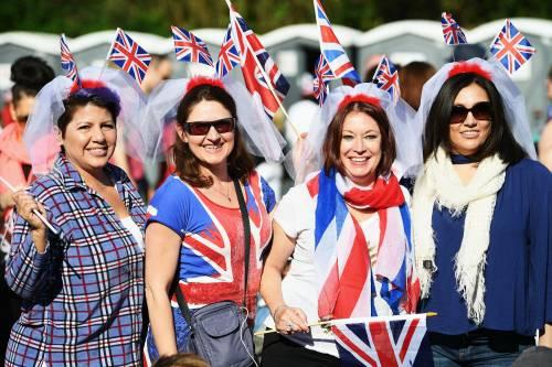 Royal Wedding: il Regno Unito in festa 10