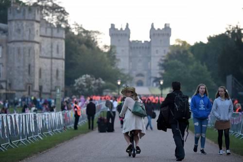 Royal Wedding: il Regno Unito in festa 13
