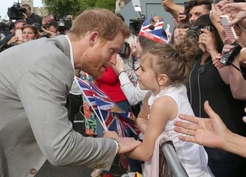 Royal Wedding: il Regno Unito in festa 15