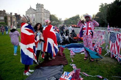 Royal Wedding: il Regno Unito in festa 17
