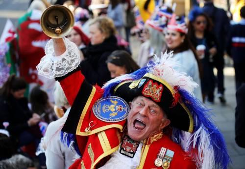 Royal Wedding: il Regno Unito in festa 18