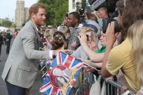 Royal Wedding: il Regno Unito in festa 4