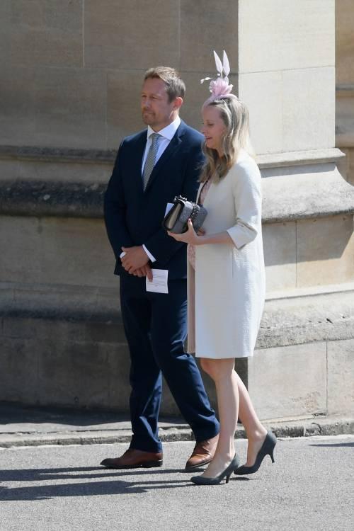 Royal Wedding: foto delle celebrità 4
