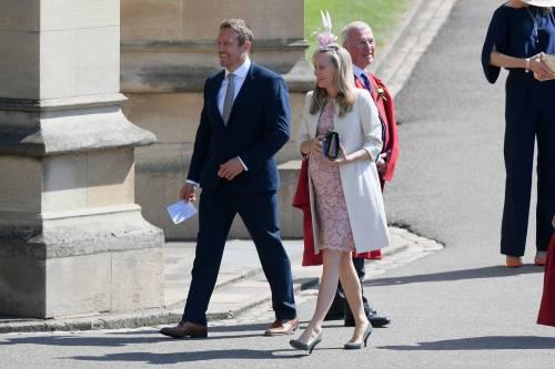 Royal Wedding: foto delle celebrità 8