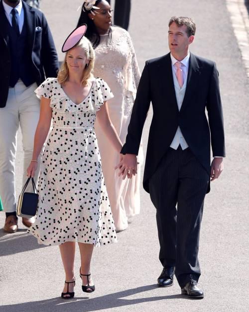Royal Wedding: foto delle celebrità 13
