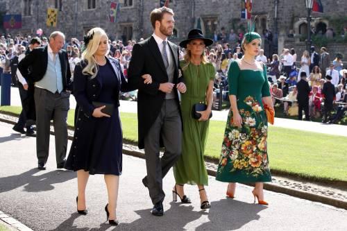 Royal Wedding: foto delle celebrità 14