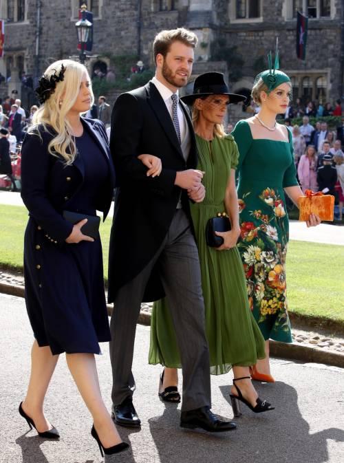 Royal Wedding: foto delle celebrità 15