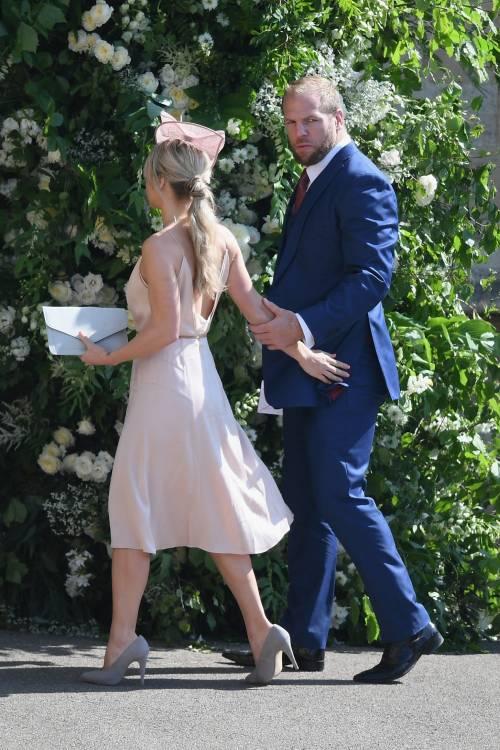Royal Wedding: foto delle celebrità 17