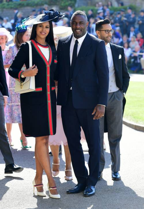 Royal Wedding: foto delle celebrità 1