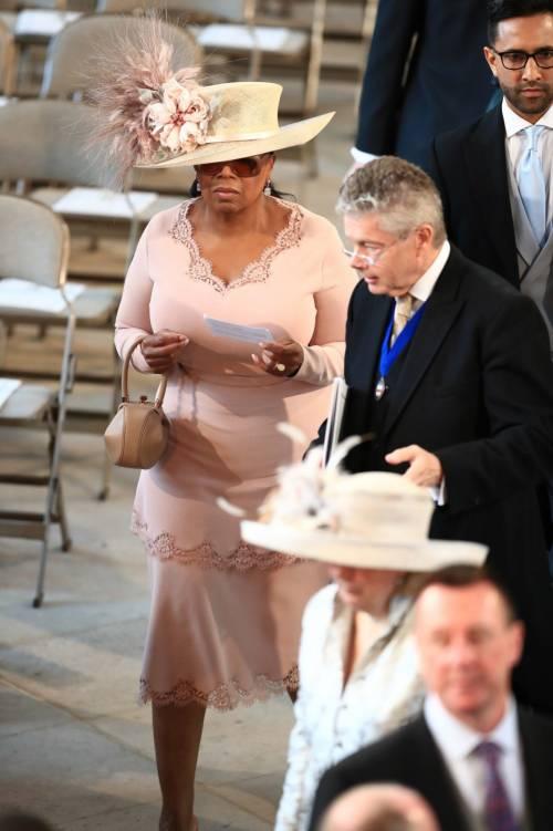 Royal Wedding: foto delle celebrità 3