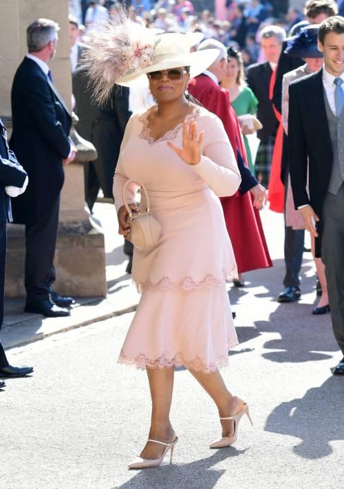 Royal Wedding: foto delle celebrità 6
