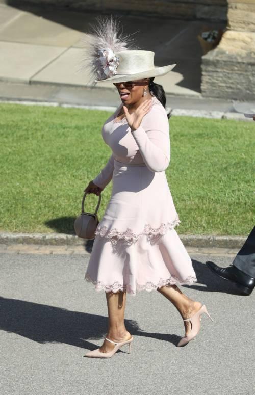 Royal Wedding: foto delle celebrità 7