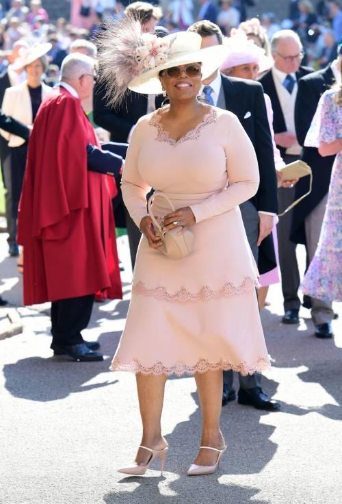 Royal Wedding: foto delle celebrità 9