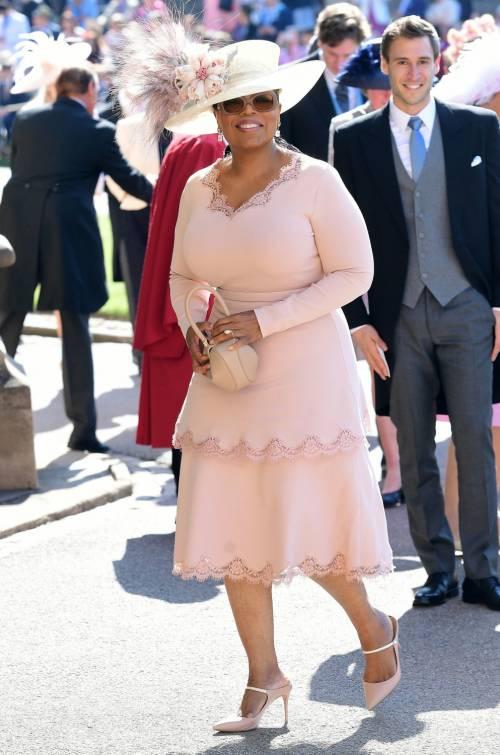 Royal Wedding: foto delle celebrità 10