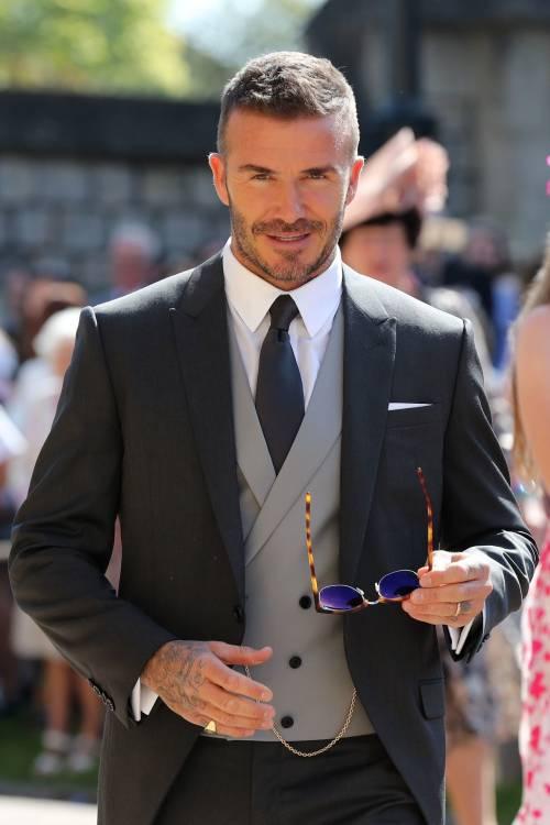 Royal Wedding 2018: Victoria Beckham e David Beckham  14