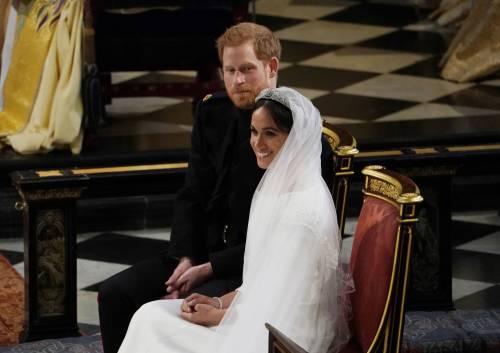 Royal Wedding: Harry e Meghan insieme all'altare 9