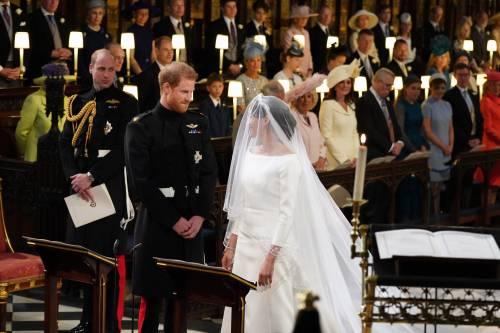 Royal Wedding: Harry e Meghan insieme all'altare 11