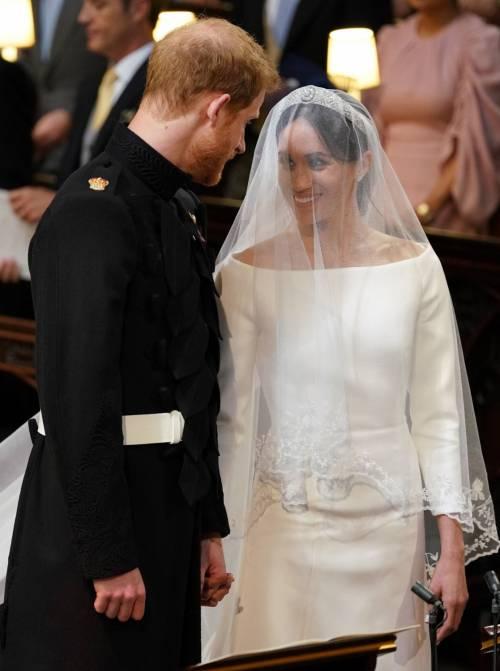 Royal Wedding: Harry e Meghan insieme all'altare 12
