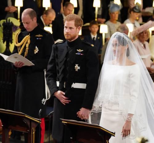 Royal Wedding: Harry e Meghan insieme all'altare 14