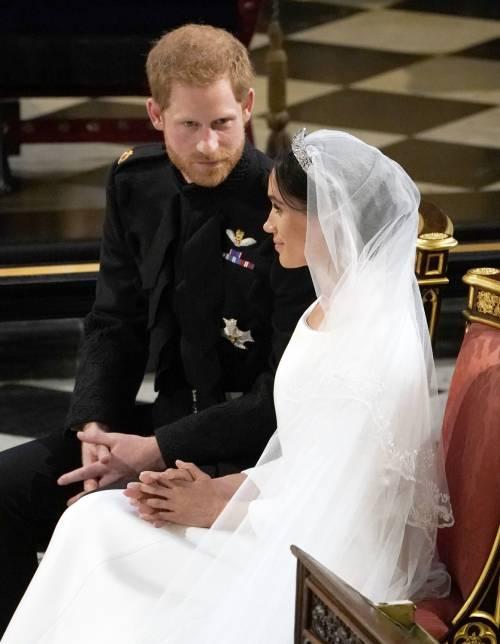 Royal Wedding: Harry e Meghan insieme all'altare 15