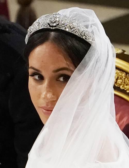 Royal Wedding: Harry e Meghan insieme all'altare 3