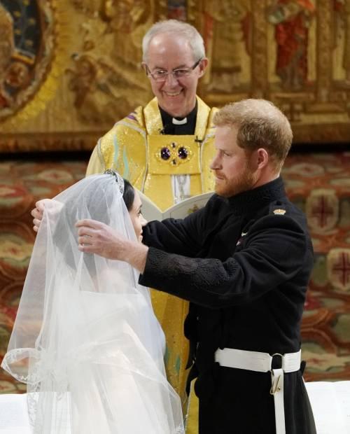Royal Wedding: Harry e Meghan insieme all'altare 4