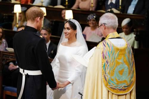 Royal Wedding: Harry e Meghan insieme all'altare 6