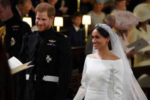 Royal Wedding: Harry e Meghan insieme all'altare 2
