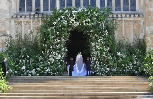 Royal Wedding: i principini come paggetti 3