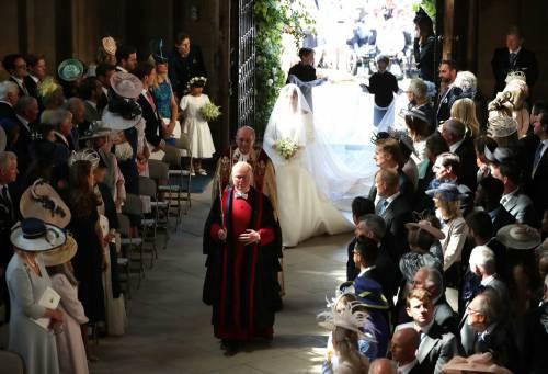 Royal Wedding: i principini come paggetti 5