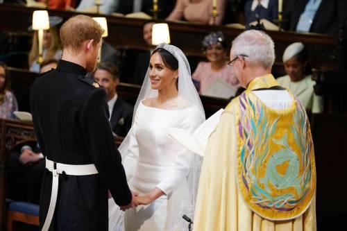 I momenti più belli del matrimonio tra Meghan ed Harry 9