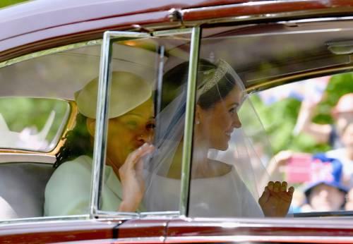 I momenti più belli del matrimonio tra Meghan ed Harry 3