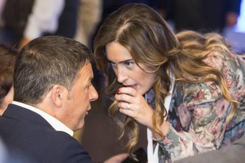 """La rivelazione di Boschi su Conte: """"Ecco come ci siamo conosciuti"""""""
