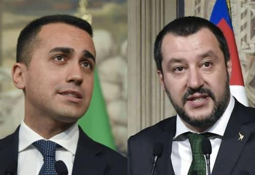 Di Maio e Salvini si sfidano a colpi di censimento
